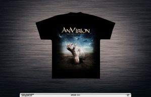 Anvision - Astralphase T-Shirt 2 by szafasz