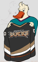 Wildwing and New Ducks Jersey by Quachir