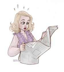 Morning Papers by Ninidu