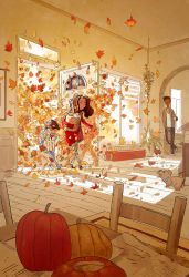 And then Fall came in.. by PascalCampion