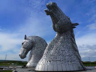 Firkirk Kelpies by neubauten