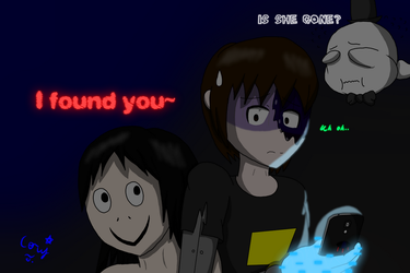 Encountering Momo by RichardtheDarkBoy29