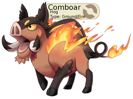 #048 - Comboar by Tinuvion