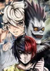 Death Note by Sh0tisha