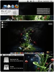 iMac 2008 by synthes