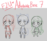 [F2U Bases] Adoptable Base Pack 7