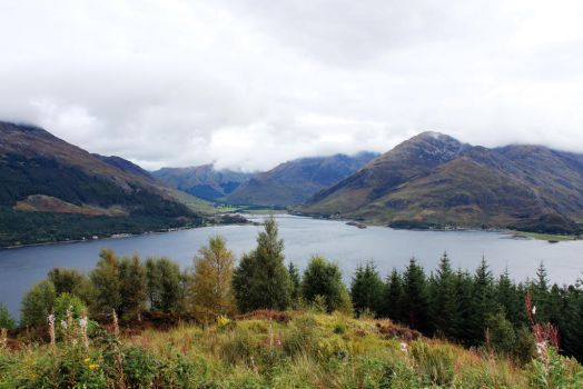 The Five Sisters of Kintail by Nordstjarna