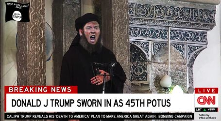 Caliph Trump - 2016! by OcularInflux
