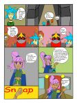 My Life as a blue haired sorceress page 18 by epic-agent-63