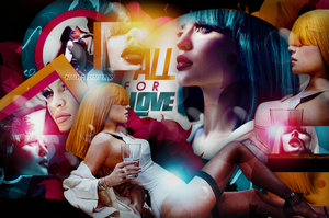 +EDICION: All For Love| Kaili by CAMI-CURLES-EDITIONS