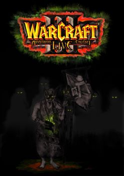 Warcraft Live III Cover by Nirvanangel