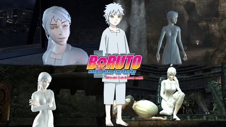 Tomb Raider Legend - Mitsuki (Lab Robes) outfit by vlade98