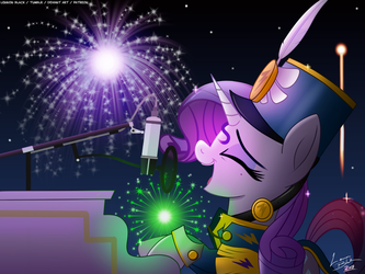 And The Rocket's Red Glare! (Happy 4th Of July!) by LennonBlack
