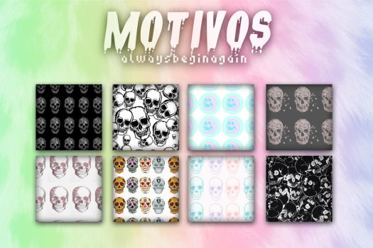 +Motivos {Patterns} #4 by AlwaysBeginAgain