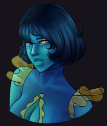 Lapis gift by xHaborymx