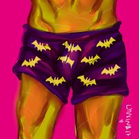 jokers underwear by Lynxina