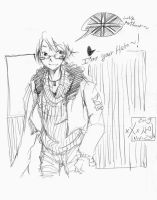 APH-Alfred-I'm your HERO by xxxsai