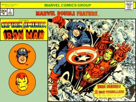 MARVEL Comics Group #1 1971 by Superman8193