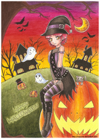 +Halloween 2011+ by Nay-Hime