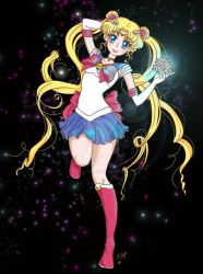 Sailor Moon  by sweet-blaze