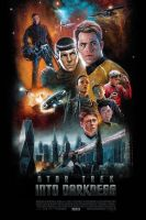 Star Trek: into Darkness by PaulShipper