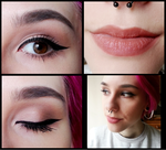 Neutral makeup look by krabatas