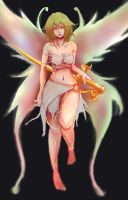 Fairy by artevoletia