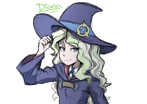 It's-a-Diana by KyuubiCore