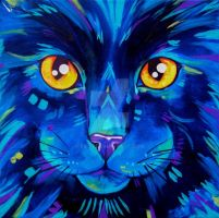 Cats in Colour 2 by Eve-I