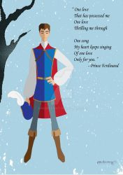 Prince Ferdinand by AmadeuxWay