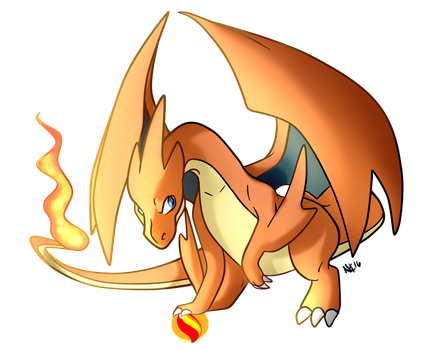 Hyperion - Charizard by TwigHat