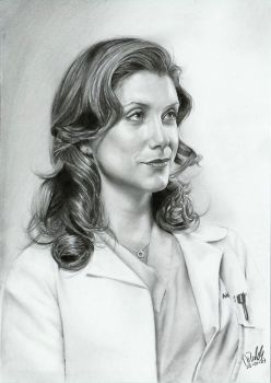 dr. Addison Montgomery by ArwenEvenstar16
