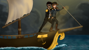 MIANITE FANART: Shipception by bubumagoo