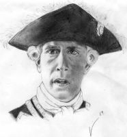 James Norrington by cackhanded