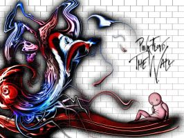 'Pink' Floyd - The Wall by Emrat
