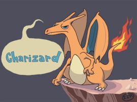 Charizard by Izaart