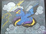 Within In the Storm by Downpourpony