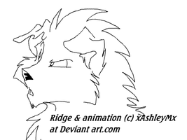 Ridge animation test by TheCynicalHound
