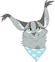 Finchwing commission by Hoxau