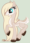 Deer Pony Adopt (Closed) by SnowDreamDraws