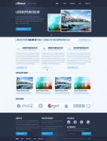 Atmost PSD Web Template *For Sale* by SyloGraphix