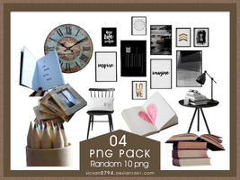 PNG PACK04 Random 10 png by xichan0794 by xichan0794