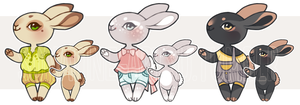 [s] buns (closed) by soo-adopts