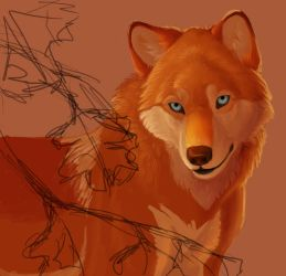 Autumn WIP by Autumn-Sunrise