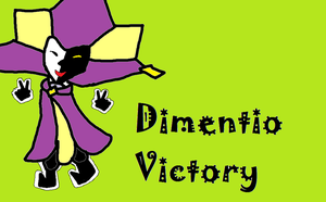 Dimentio's Victory by DimensioGirl