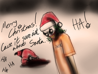 Merry Jerry Cherry by thejokerblogs