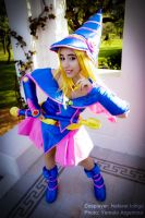 The Dark Magician Girl by Neferet-Cosplay