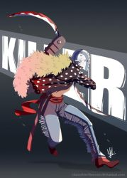 OP : Killer by ChocOlive-Flamous