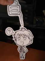Paper child-- Prussia 2 by kakaleng1