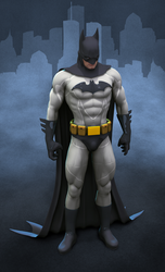 Batman by 6and6
